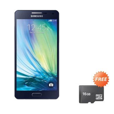 Samsung Galaxy J5 Hitam Smartphone Garansi Resmi Memory Card
