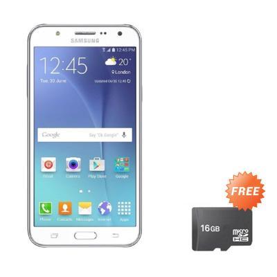 Harga Samsung Galaxy J5 Hitam Smartphone Garansi Resmi Memory