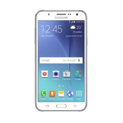 Samsung Galaxy J7 DS White Smartphone 16 GB LTE