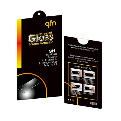 Samsung Galaxy S4 GFN Tempered Glass Screen Protector [9H / 2.5D Round / Anti Gores]