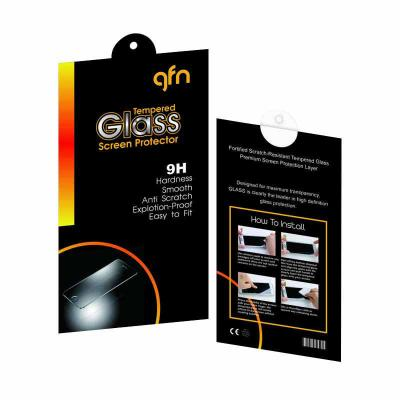 Samsung Galaxy S4 Mini GFN Tempered Glass Screen Protector [9H / 2.5D Round / Anti Gores]