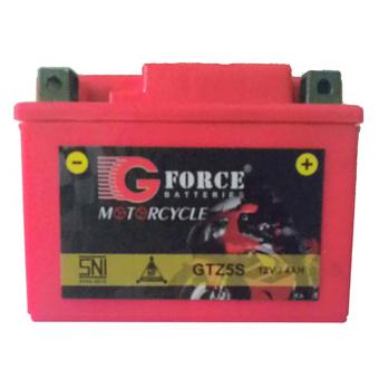 Santini Aki Gforce Maintenance Free Acid Pack - GTZ5S