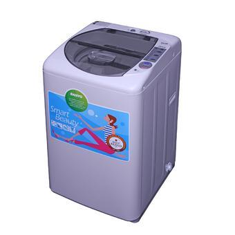 Sanyo ASW76HT Top Loading - Mesin Cuci 1 Tabung