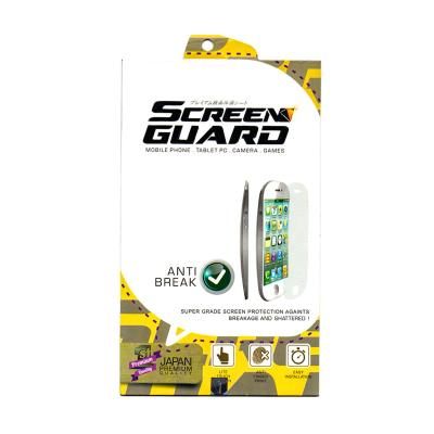 Screen Protector Anti Break for Samsung Galaxy Note 5 - Clear