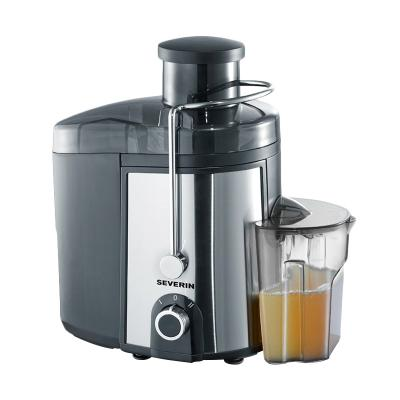 Severin ES3564 Juice Extractor [450mL] Black/Silver 400814012105