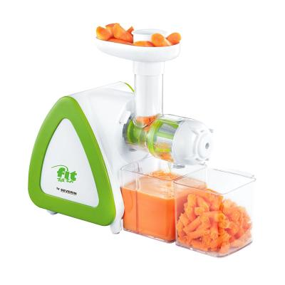 Severin ES3567 Slow Juicer [950mL] White-Green 400814013539