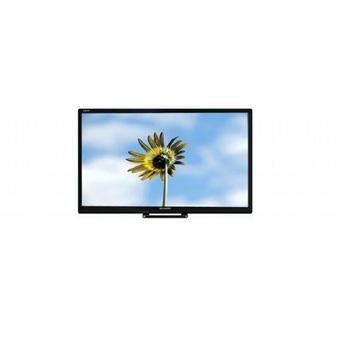 "Sharp 23"" Aquos LED TV Hitam - Model LC-23LE100M - Khusus JABODETABEK"