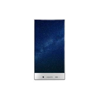 Sharp Aquos Crystal - 8 GB - Hitam
