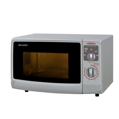 Harga Sharp Compact Push Open Door Microwave R-222Y-W ...