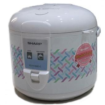 Sharp Rice Cooker - KS N18ME C