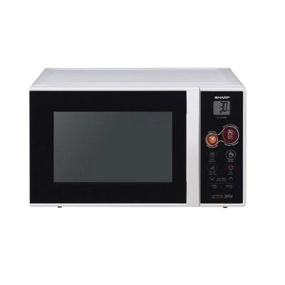 Sharp counter top microwave R21A1 W IN Original text