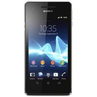 Sony Xperia V LT25i - 8GB - Hitam
