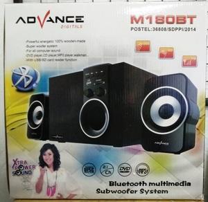 Speaker Aktif Advance M180BT / M 180 BT / M-180BT