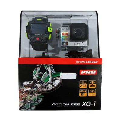 Spectra Action PRO XG-1 with Full Pro Accessories Action Camera
