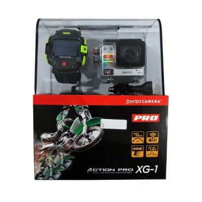 Spectra Action Pro XG-1 Full Accessories Action Camera