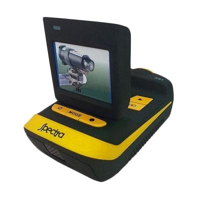 Spectra FHD Pro XS1 Black Yellow Action Cam
