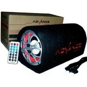 Spiker Aktif Advance T - 101 kf hifi bass subwoofer Support Karoke fm