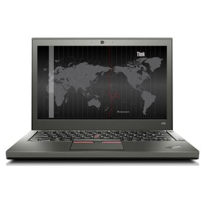 "THINKPAD X250 20CLA008ID 12.5""/i7-5600U/4GB/500GB HDD+16GB SSD/Intel HD Graphics/Win7 Pro - Black - 3 Yr Official Warranty Original text"
