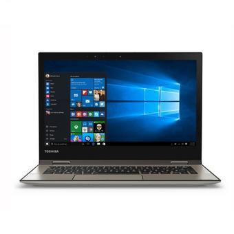 "TOSHIBA Satellite P25W-C2302 - RAM 8GB - Intel Core i5-6200U - 12.5""FHD/Touch - Windows 10 - Satin Gold"