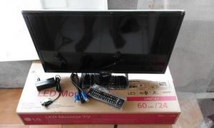 TV LG 24IN 24MT47