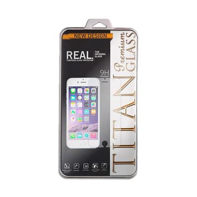 Titan Tempered Glass Screen Protector for Samsung Galaxy Note 4 N9100 [2.5D]