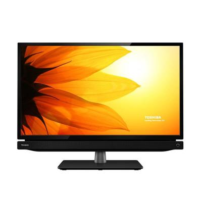 "Toshiba 32"" LED TV HD - Model 32P1400 - Hitam"