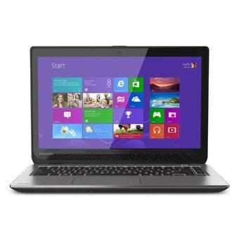 "Toshiba Radius P55W-C5204 - 15.6"" Touch - Intel Core i7-5500U- RAM 8 GB - Windows 10 - Silver"