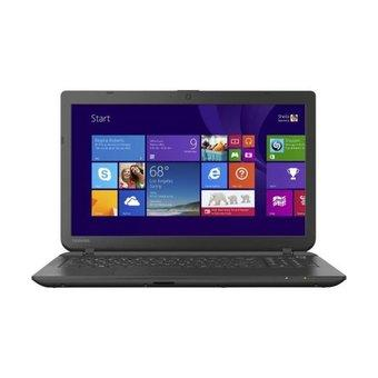 "Toshiba Satellite C55D B5203- WIN8.1- 4GB RAM - AMD A8 6410 -HDD 1TB - 15.6"" - Hitam"