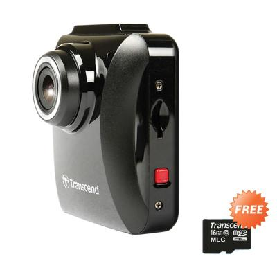 Transcend DrivePro 100 CVR DP100 Car Video Recorders + Memory Card Micro SDHC MLC [16 GB]