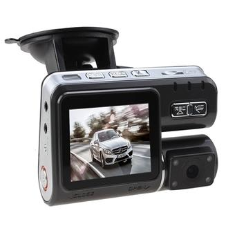 Uniqtro New Dual Camera HD DVR Dashcam SQ909B-L