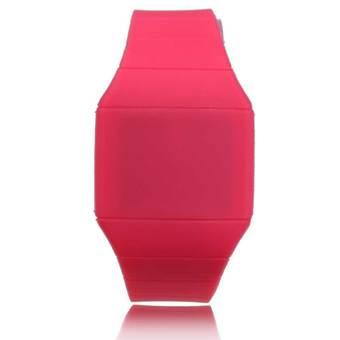 Unisex Digital LED Wrist Watch Touch Screen Silicone Sporty Universal