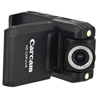 Universal Baco Car DVR Camcorder 2.0 Inch - P5000 - Black