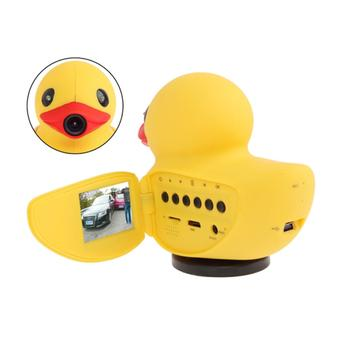 Universal Rubber Duck Car DVR 1080P 1.5 inch LCD Screen