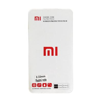 Universal Tempered Glass Screen Protector for Redmi Note