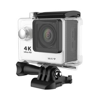 Universal Waterproof Ultra 4K WiFi SJ4000 1080P HD DV Action Sports Camera Video Camcorder for iPhone 6 6S Smartphone (White) (Intl)