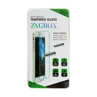 Universal ZagBox Tempered Glass Screen Protector for Asus Zenfone 2 Laser [5 Inch]