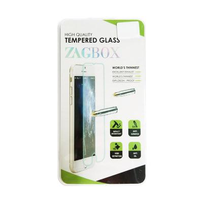 Universal ZagBox Tempered Glass Screen Protector for Lenovo A6000 Plus