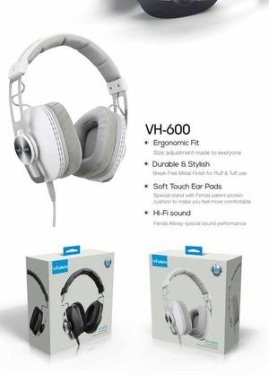 Vivan VH600 Headphone / Headphone Vivan VH600