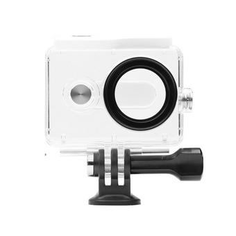 Waterproof Case Underwater IPX68 40m for Xiaomi Yi Sports Camera - Clear