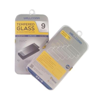 Wellcome Tempered Glass Screen Protector for Samsung Galaxy Note 2