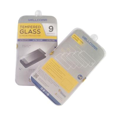 Wellcome Tempered Glass Screen Protector for Zenfone 4S