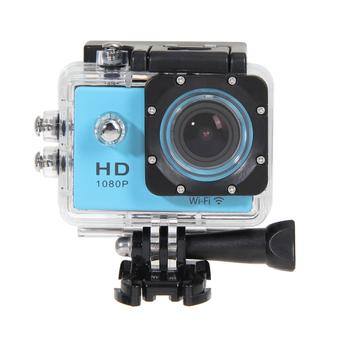 Wifi SJ4000 1080P 12MP Video Camera (Blue) (Intl)
