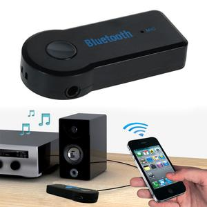 Wireless Bluetooth Music Receiver (Hands Free) For Car & Home Audio