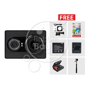 Xiaomi Yi BLACK Edition Combo Extreme Action Camera ORIGINAL