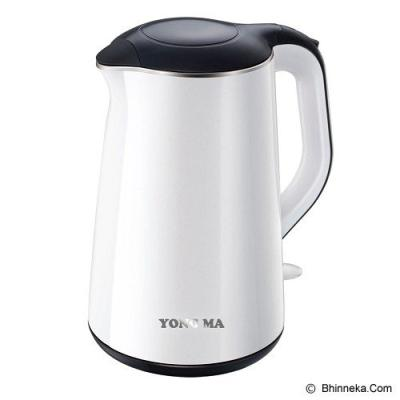 YONG MA Kettle [YMK201] - White