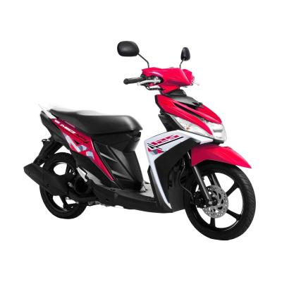 Yamaha Mio M3 125 CW Courageous Pink Sepeda Motor [OTR Jember]