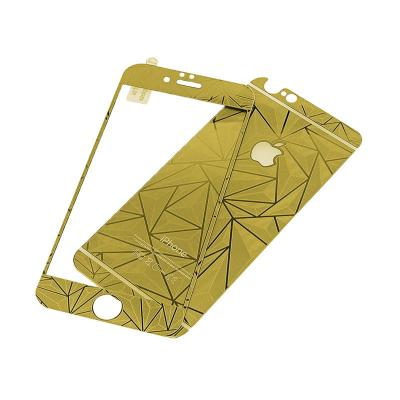 ZONA 3D Diamond Gold Tempered Glass for iPhone 6