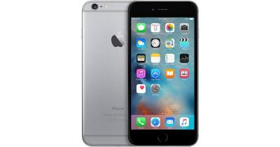 iPhone 6s 16GB Space Gray Garansi Internasional 1th