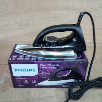 [Philips] Setrika Philips Ceramic HD-1173 (hitam)