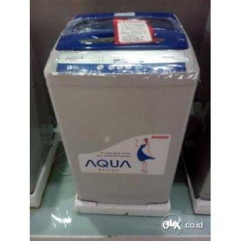Qw 771 Xt Harga Aqua Sanyo QW755XT Mesin Cuci 2 Tabung